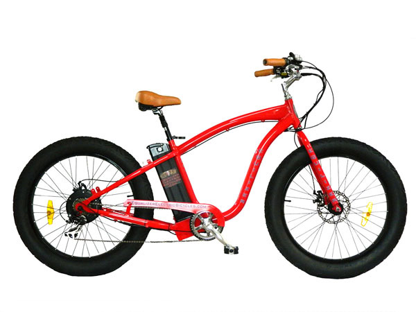 Equalizer Electric Bicycles Electric Fat Tire Bike